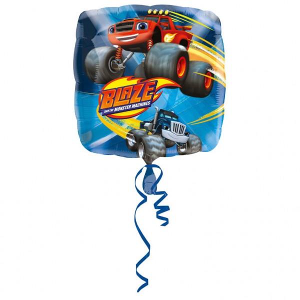 Standard blaze und die monster maschinen folienballon for Blaze und die monster maschinen