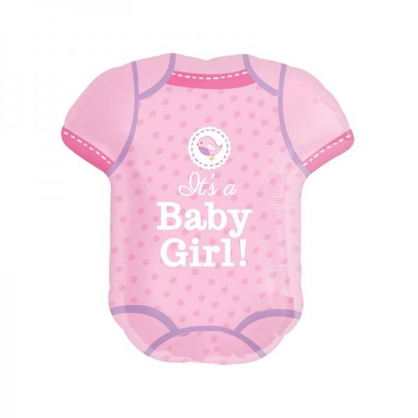 Geburtsfolien-Ballon-Baby