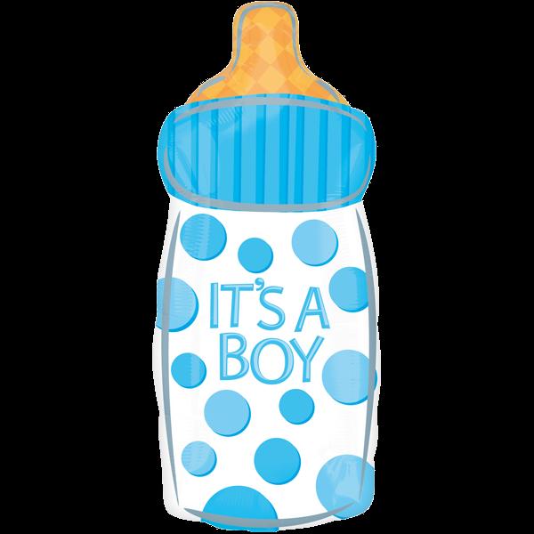 "Geburts-Folienballon ""It is a Baby Boy"""