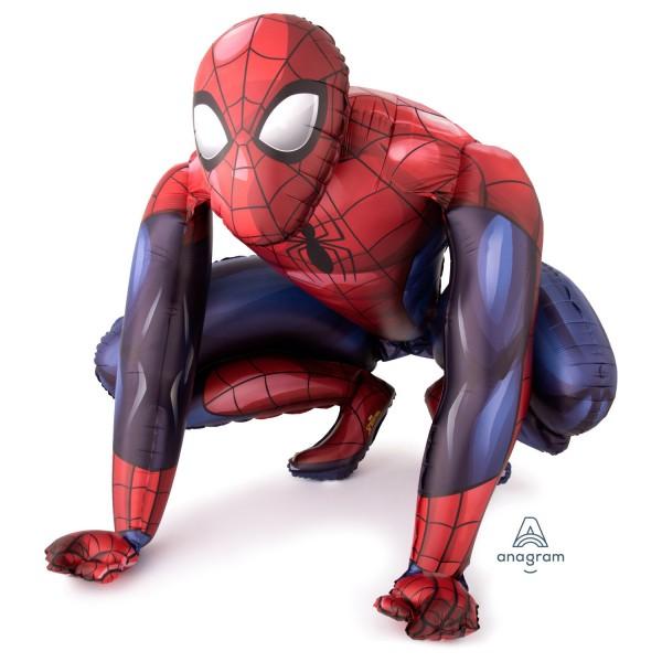 Airwalker Spiderman Folienballon