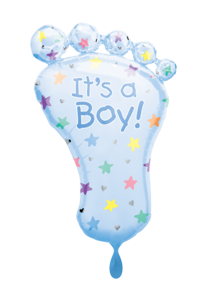 """It is a Boy"" Baby Folienballon"