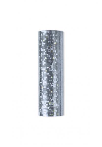 Luftschlange - Silber