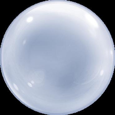 Clear Deco Bubble Folienballon