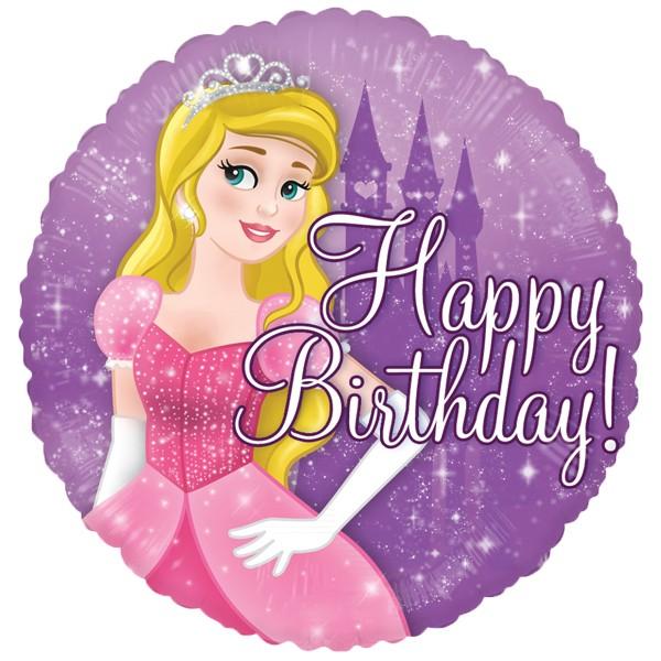 Happy Birthday Geburtstagsballon Folienballon